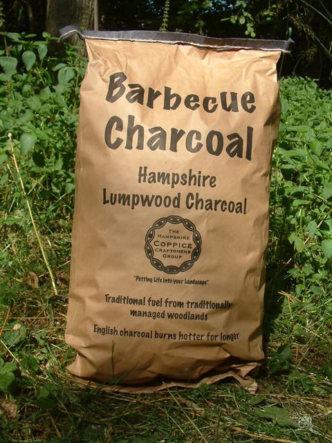 Quality Hampshire lumpwood Charcoal